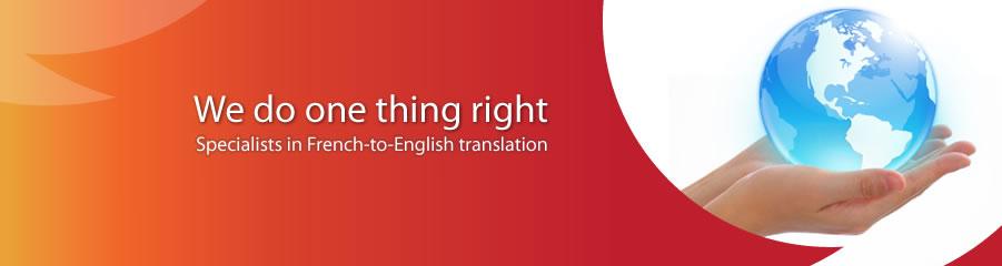 translation english french